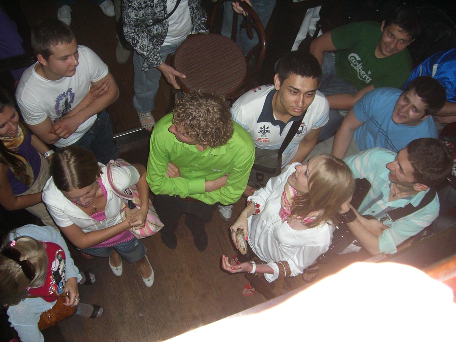 День Рождения MINIpeople 4 (21.06.2008)
