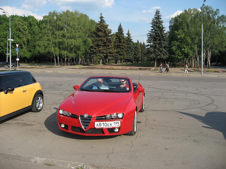 И наши другие машины.JPG